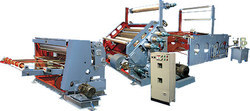 Paper Box Corrugation Machine with Sheet Cutter