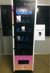 Snacks Vending Machine cashless