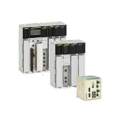 Schneider Modicon Quantum and Modicon Premium