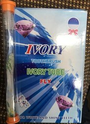 Ivory Tube Toothbrush