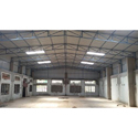 Factory Ambur Roofing Shed