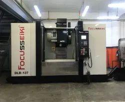 Used & Old Machine - Focus Seiki DLB-137 Vertical Machine Center