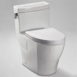 White Floor Mounted Hindware Toilet Seats, for Bathroom Fitting