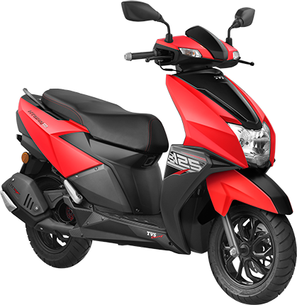 Scooter - TVS NTorq 125 Scooter Exporter from Pune