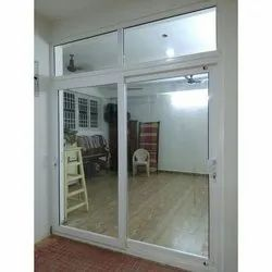 UPVC Cum Top Fixed Door