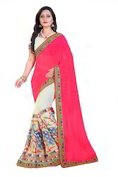 Riva 178 Georgette Saree