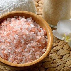 Light Pink Granual Rock Salt