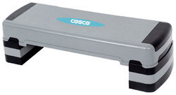 Aerobic Step Cosco GiantMaterial : PP Size : L-90 x W-32.5 x H-25 cms. Height adjustable with adjust