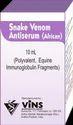 Snake Venom Antiserum Naja Kouthia Monovalent