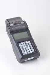 Cable Handheld Billing Machine