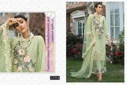Net Salwar suit dress material