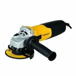 Stanley STGS9100 900W Small Angle Grinder, Power Consumption: 900 W