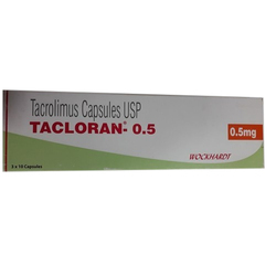 Tacloran Capsule