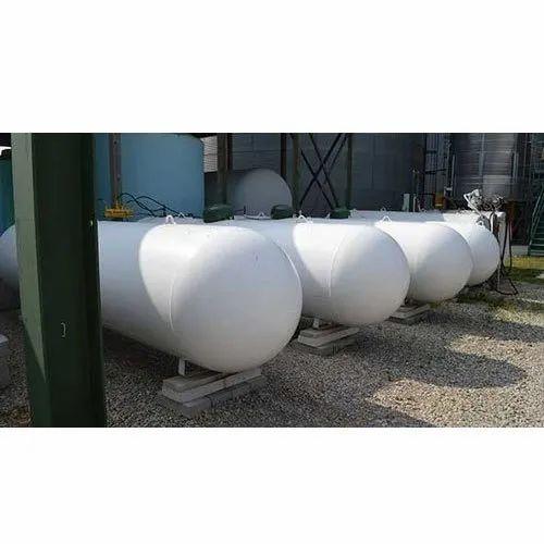 Mild Steel LPG Storage Tank