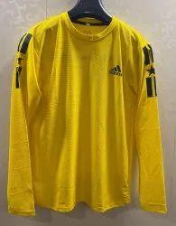 4 Way Lycra Full Sleeves T Shirts