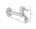 Caisson Stainless Steel Turbo Handle Long Body Tap