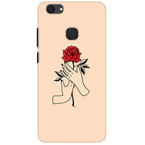 179b8b6297233 Plastic Vivo Mobile Back Cover