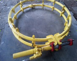 Hydraulics External Pipe Line Up Clamp