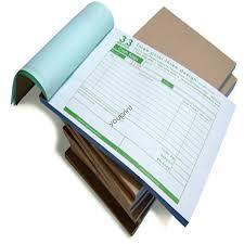 Challan Book Printing Services