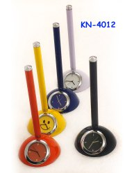 Clock Pen Stands