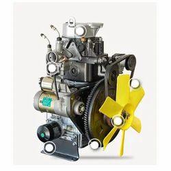 Automotive Single Cylinder CNG Engine