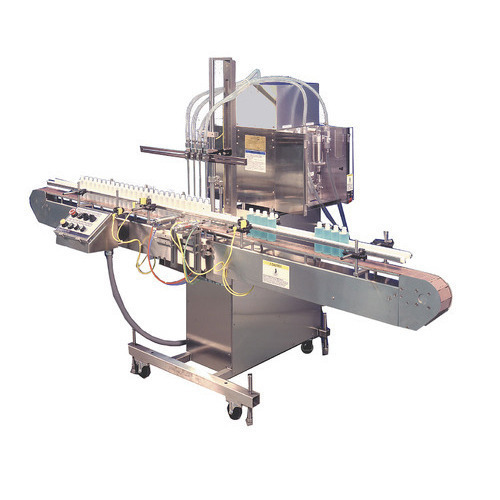 Automatic Stainless Steel 3-In-1 Monoblock Filling Machine, Capacity: 30 bpm, 1-2 HP, Rs 450000 /unit | ID: 4204105791