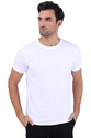 Casual Wear Cotton Men Round Neck Plain T Shirt Biowash Silicon Wash