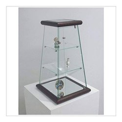 Small Glass Cabinet