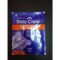 Tile Grout Pouches