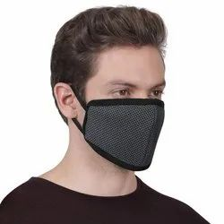 Black Wildcraft HYPA SHIELD W95 Reusable Protection Mask