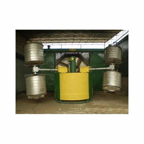 Shree Sai Roto Plast Mild Steel Biaxial Rotomoulding Machine, 35Kw