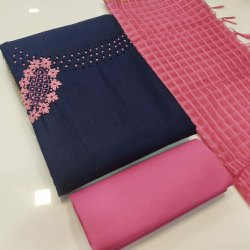 860ae9d3f9 Cotton Dress Material in Mumbai, सूती पोशाक सामग्री ...