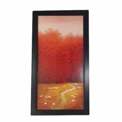 Decorative Art Printed Frame