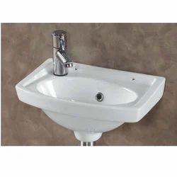 White Johnson Wash Basin