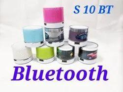 S10 Blutooth Speaker