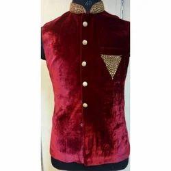 Marun Velvet Waistcoat