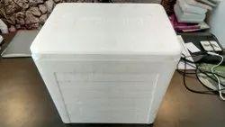 Thermocol Igloo Ice Box