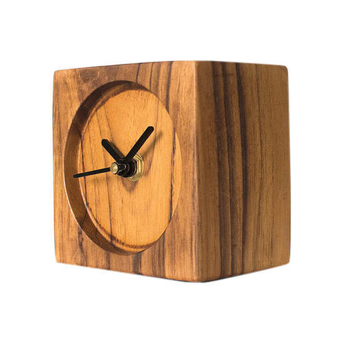 Antique Wooden Table Clock View Specifications Details Of Wooden