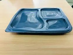 3CP Disposable Food Tray
