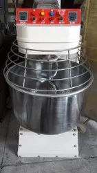 30 kg Fully Automatic Spiral Mixer(Indian)