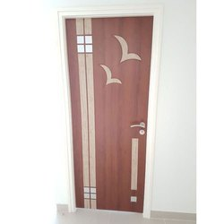 Decorative PVC Flush Doors
