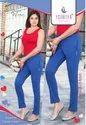 Cotton Ladies Plain Lowers, Size: M To 2xl