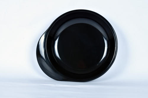 Black Melamine Plate & Black Melamine Plate Rs 549 /set Grace Kit And Dineware Private ...