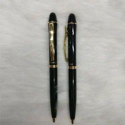 Trendy Black Ballpoint Pen