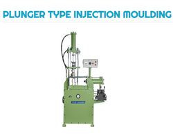 Plunger Type Injection Moulding Machine 1 Hdb