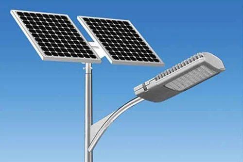 Solar Panel Street Light, Gautam Solar Street Lights, सोलर स्ट्रीट लाइट in  Ramamoorthy Road, Virudhunagar , Innovative Solar Energy System   ID:  15813431412