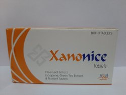 Xanonice Tablets