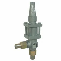 Ammonia Refrigeration Controls/Valves (Over Flow Valve Weld. End) Size- (20 Mm & 25 Mm)