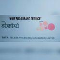 Tata Docomo Broadband Service, Usage Capacity: 4 To 8 Gb