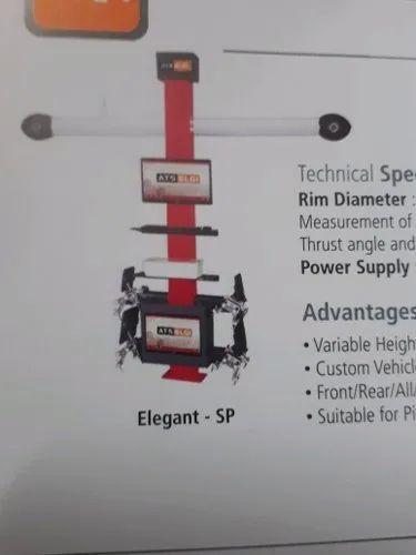 ATS Elgi 3D Wheel Aligner